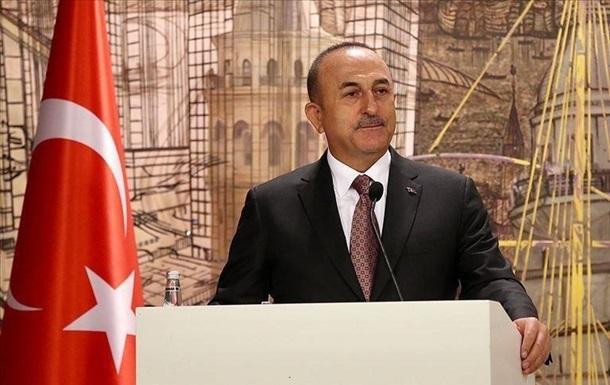 Турция заявила о нейтралитете между Украиной и РФ