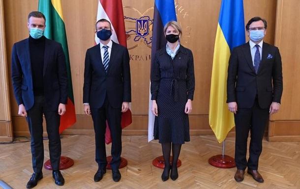Кулеба - России: Не дождетесь, мы не боимся