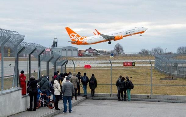 SkyUp закрив продаж квитків на рейси в Європу