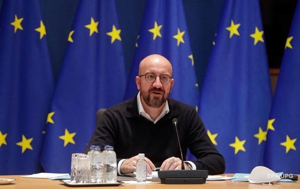 ЄС твердий у підтримці суверенітету України - глава Євроради