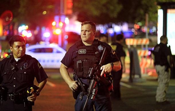 У США поліцейські в лікарні застрелили темношкірого чоловіка