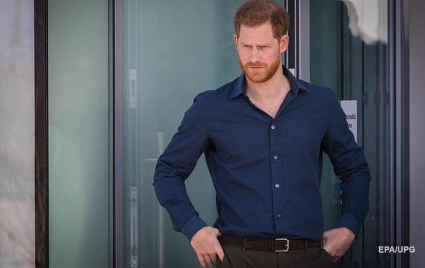 Через принца Гаррі буде порушена традиція на похороні принца Філіпа