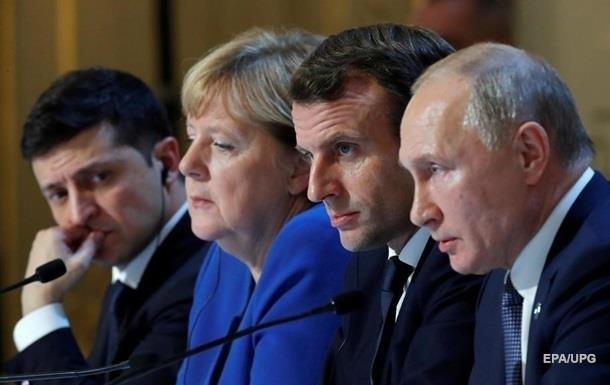 З явилося підтвердження участі Меркель у переговорах Зеленського і Макрона