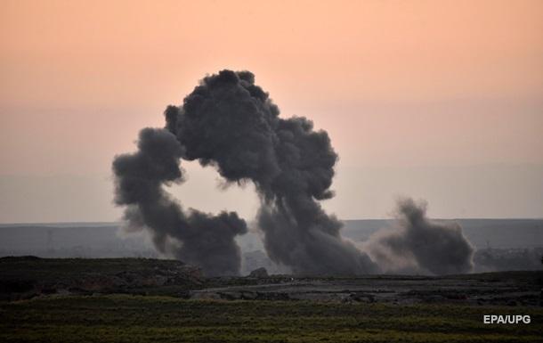 У Сирії на міні підірвалася вантажівка, що перевозила селян - ЗМІ