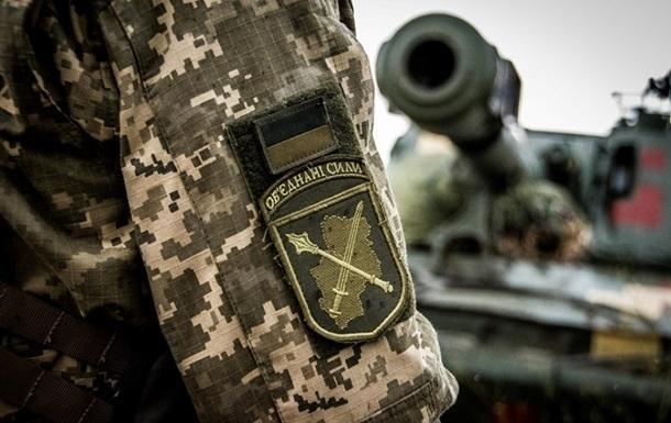 Доба в ООС: сім обстрілів, без втрат у ЗСУ