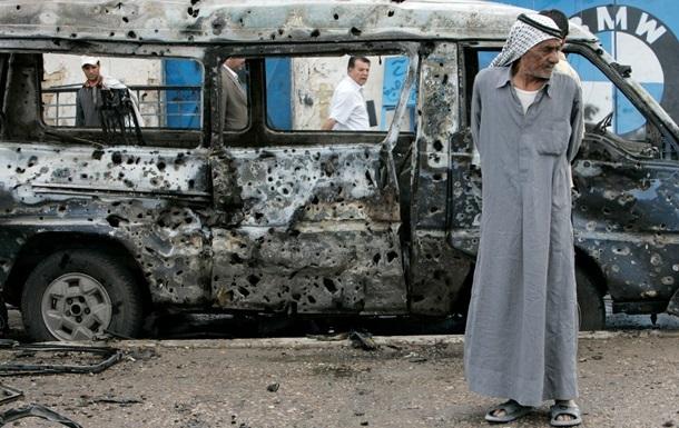 Теракт в Багдаде: пять жертв