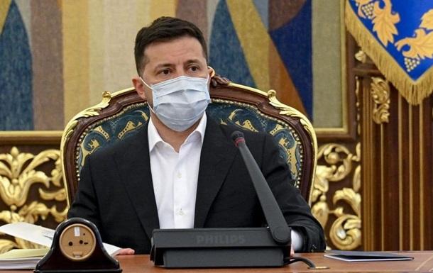 Зеленский сравнил Крым и Донбасс с Чернобылем