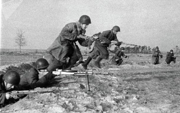 На Полтавщину пришла война.