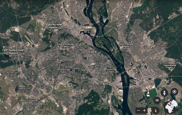 У Google можна дивитися зміни Землі за 37 років