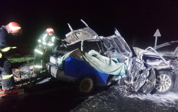 ДТП на Кировоградщине унесло жизни трех человек