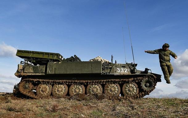 РФ перебросила подразделения 58-й армии на учения в Крым