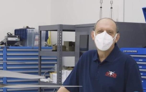 Марсіанський дрон розробляв український інженер