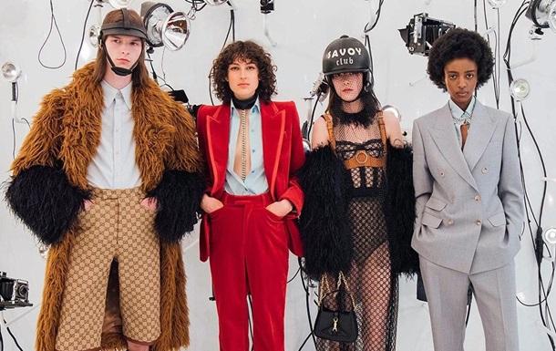 Gucci&Balenciaga представили совместную коллекцию