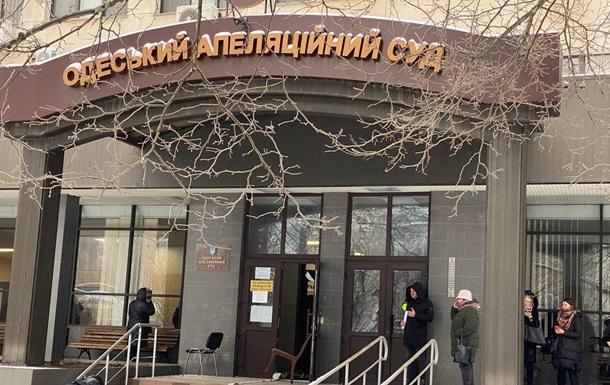 НАБУ, САП и СБУ проводят обыски в Одесском апелляционном суде