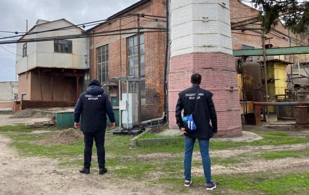 Спиртзавод на Харьковщине уличили в подпольном производстве