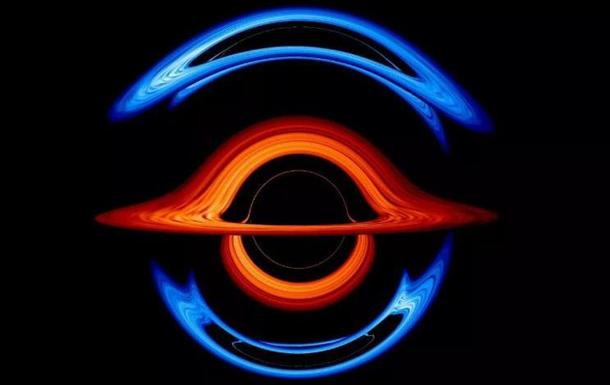 В NASA створили візуалізацію подвійної чорної діри