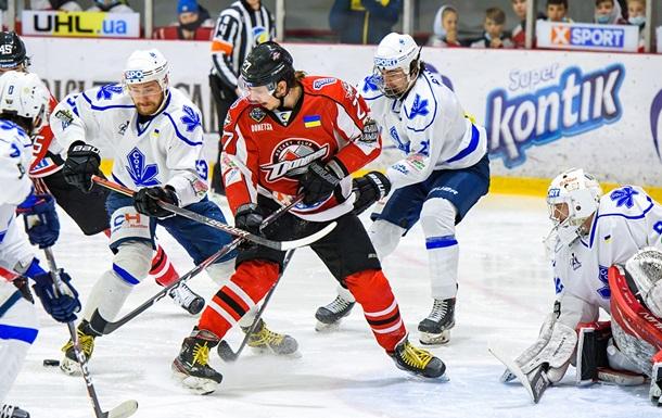 УХЛ: Донбасс обыграл Сокол в стартовом матче финальной серии