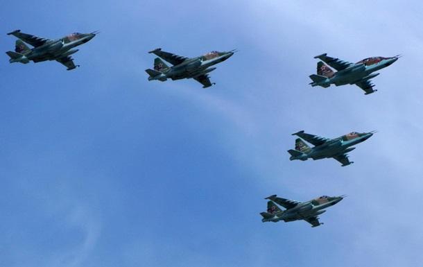 Росія перекинула до Криму ескадрилью штурмовиків
