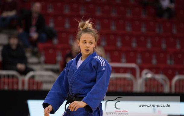Белодед стала серебряной призеркой чемпионата Европы
