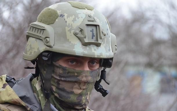 На Донбасі військовий отримав осколкове поранення