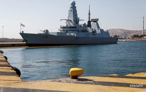 Британія направить у Чорне море два військові кораблі - Times