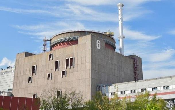 Запорожская АЭС отключила на капремонт энергоблок №6
