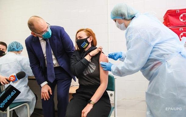 Темпи вакцинації впали в чотири рази - МОЗ