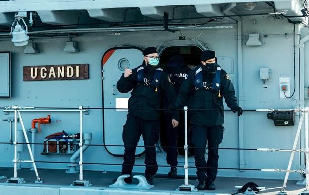 У Балтійському морі почалися протимінні навчання НАТО