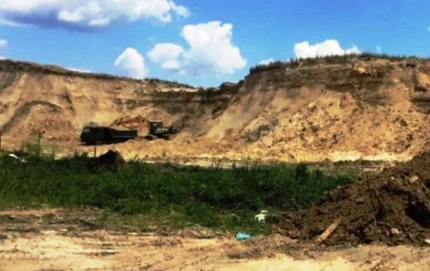 Глава правления АО пойдет под суд за незаконную добычу песка