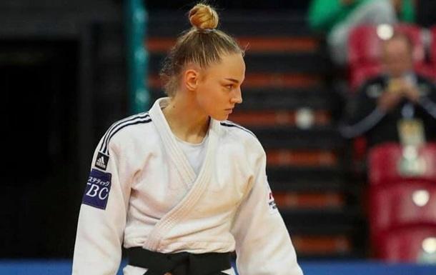 Сборная Украины по дзюдо выиграла одну медаль на чемпионате Европы