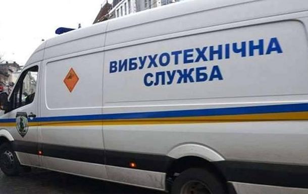 Лежали на почтовом ящике: в Киеве нашли два артснаряда