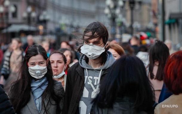У Росії виявили два нові штами коронавірусу