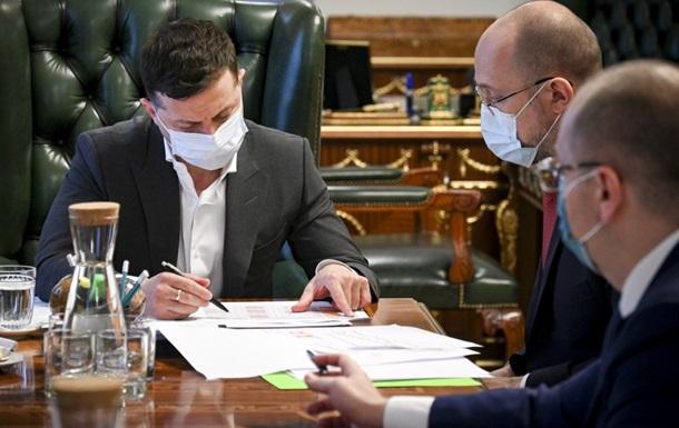 Зеленский хочет лабораторию для создания вакцин