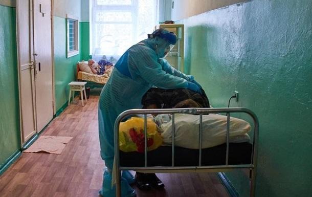 В Украине на треть выросла смертность от COVID-19