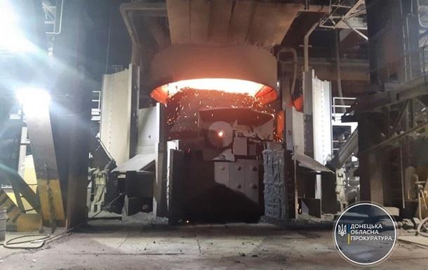 На Азовстали рабочий лишился ноги при взрыве