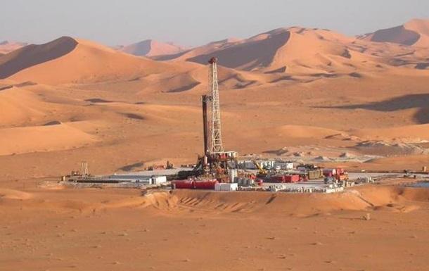 Нафтогаз увеличил добычу нефти в Египте