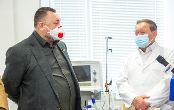 Эпицентр продолжит маcштабную реновацию Института кардиологии им. Стражеско в ближайшие 5 лет