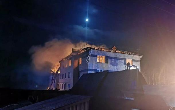 В РФ в жилом доме взорвался газ, погиб ребенок