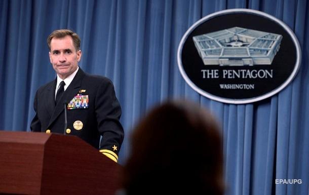 `Больше, чем в 2014 году`: Пентагон о войсках РФ у границ Украины