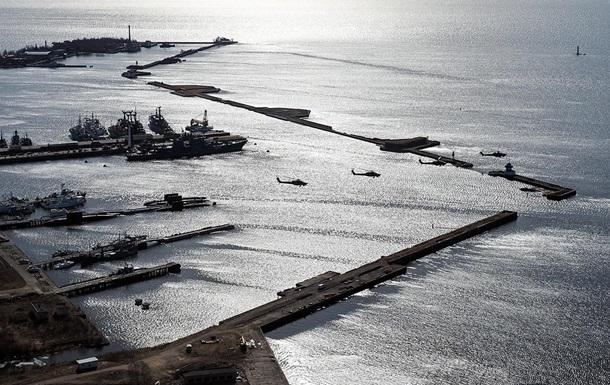 Россия ограничила полеты над Крымом и Черным морем