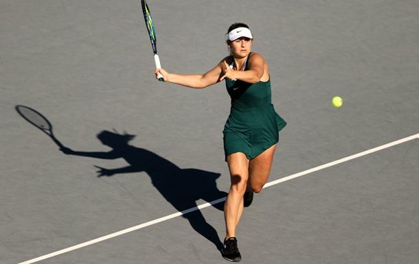 Костюк одержала победу в первом круге на турнире в Стамбуле