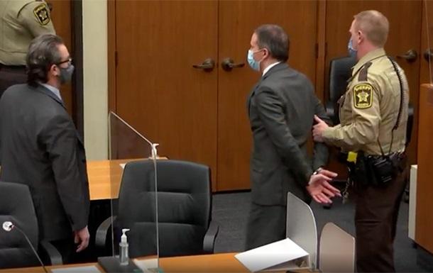 Бывший полицейский Шовин признан виновным в убийстве Флойда