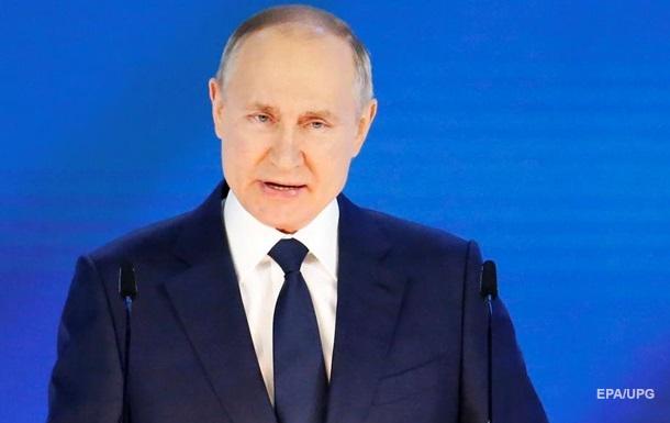Путин пообещал 'ассиметричный ответ' тем, кто плохо скажет про Россию