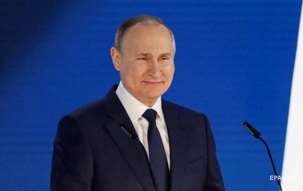 Путіну повідомили про пропозицію Зеленського про зустріч