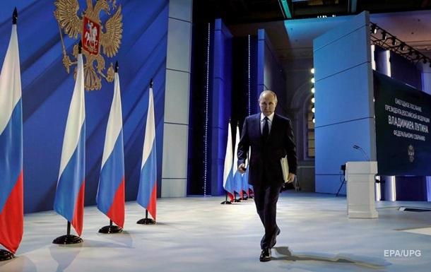 У Путіна пояснили заяву про  червоні лінії