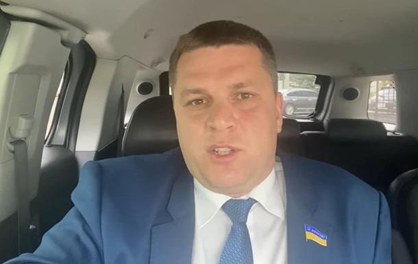 Депутат від ОПЗЖ заявив про обстріл його машини в Харкові