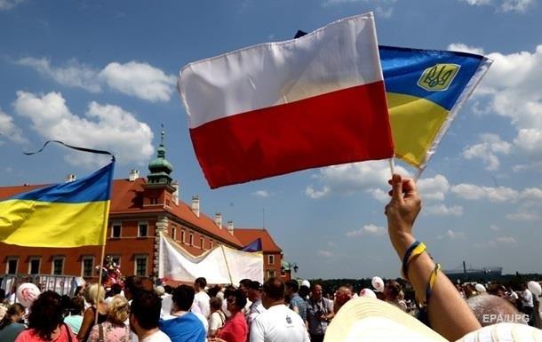В Польше приняли резолюцию о поддержке Украины