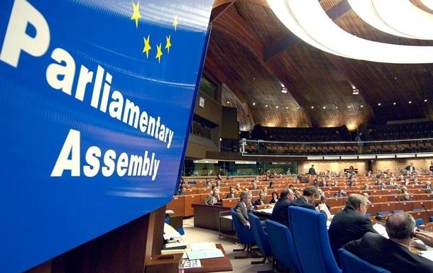У ПАРЄ закликали ввести нові санкції проти Білорусі