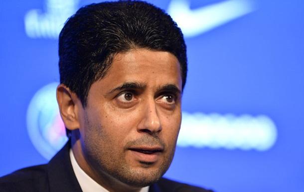 Президент ПСЖ став головою Асоціації європейських клубів