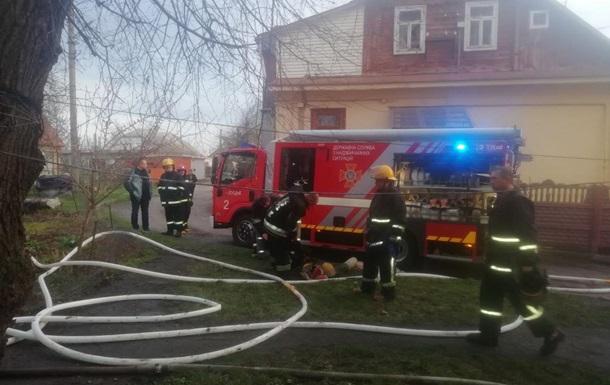 У Луцьку під час пожежі загинули три людини